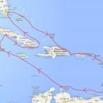 projet itineraire bateau