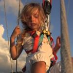 Paricaraibes TV: interview des enfants après 1 mois de mer