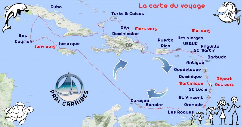 carte voyage 2